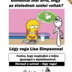 Oki kártya: Lisa Simpson