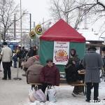 Ételosztás 2010 december